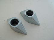 Housings for Round ILS Pin (004) (PAIRS)